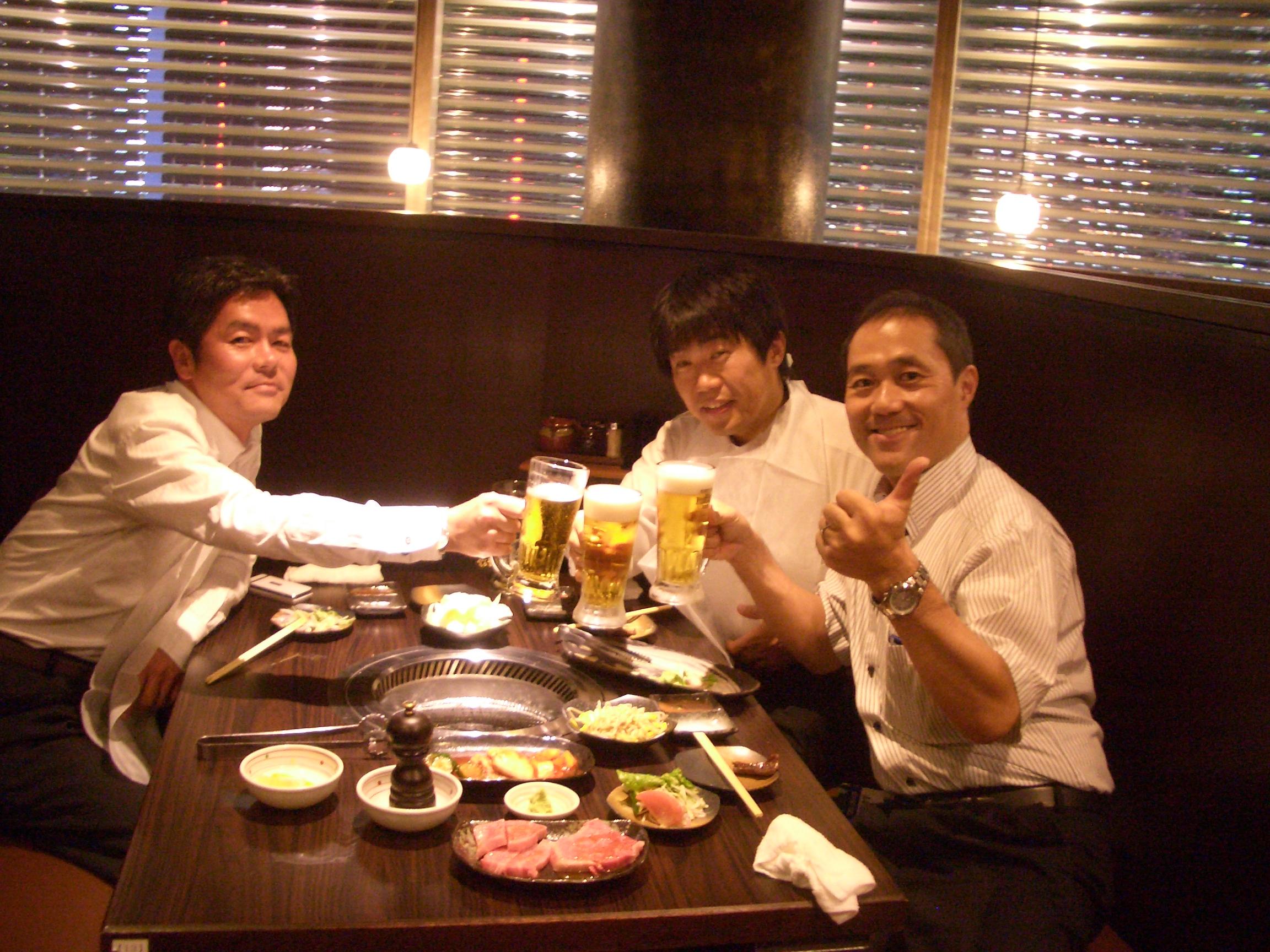 2012.10.4 総会 焼肉一笑.JPG
